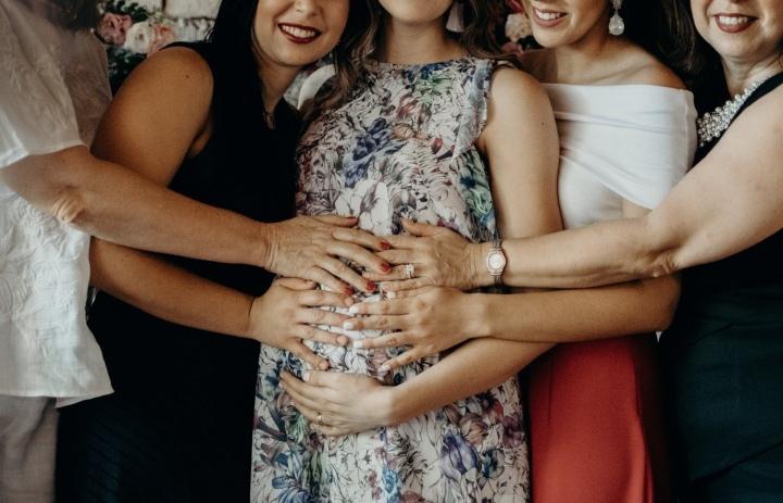 Querida futura mamá