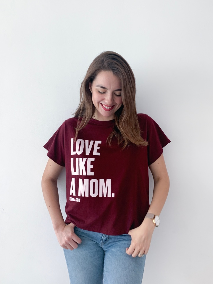Love like a mom